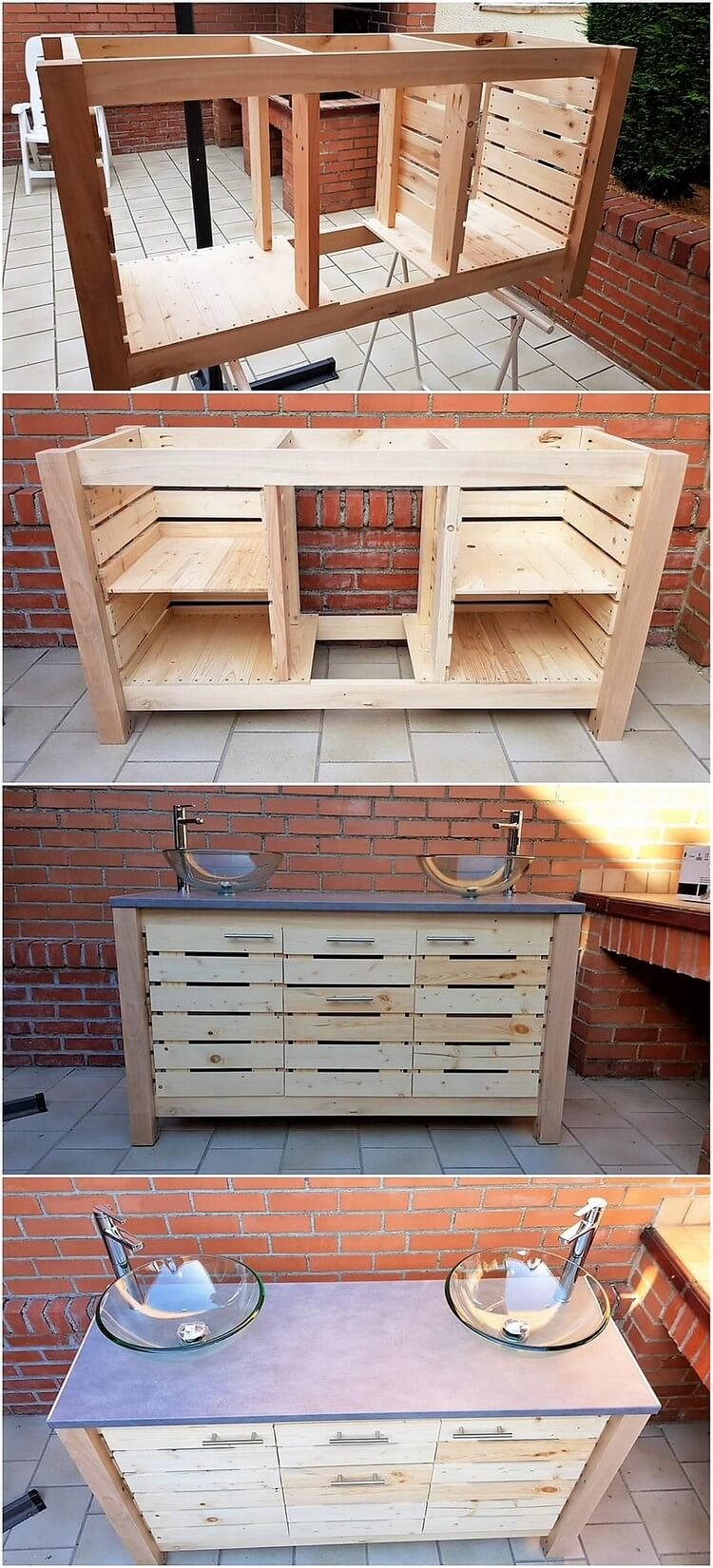 Creative Ways to Reuse Old Wood Pallets