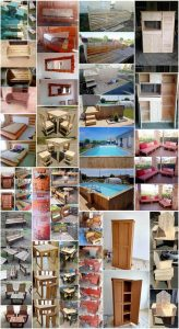 Inspiring DIY Wood Pallet Recycling Ideas