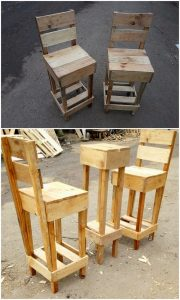 Palle Chairs and Table