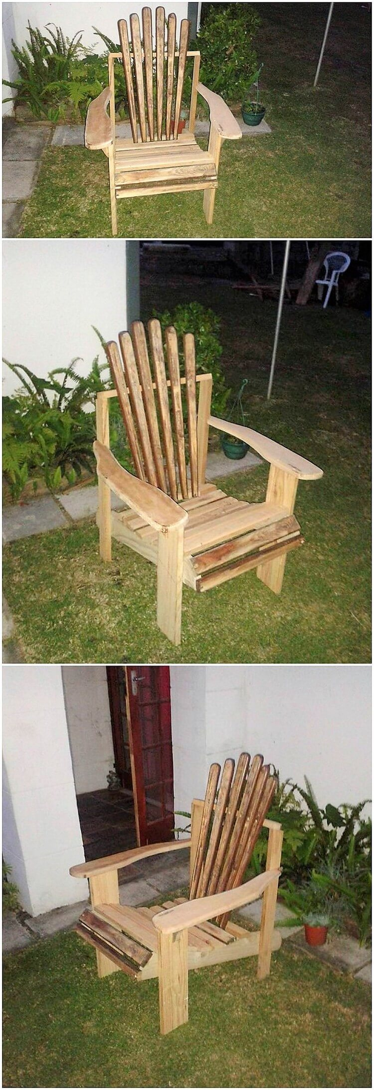Easy to Build Wood Shipping Pallet Projects