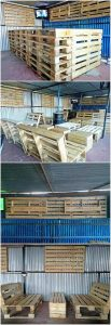 Pallet Restaurant Furniture