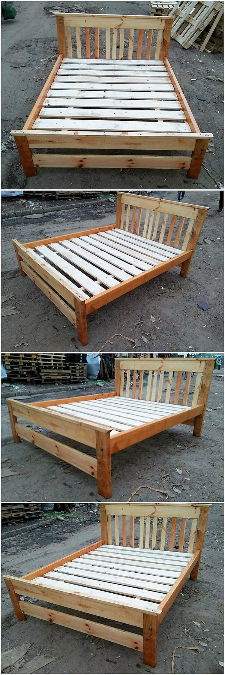 cool pallet beds ideas
