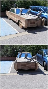 Pallet Car