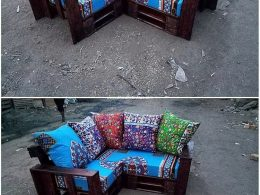 Cheap and Easy DIY Pallet Projects and Ideas