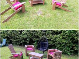 Clever DIY Pallet Ideas and Pallet Furniture Designs