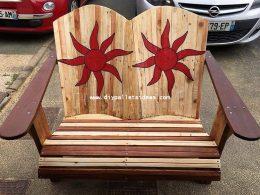 Art of Recycling: DIY Wood Pallet Reusing Ideas