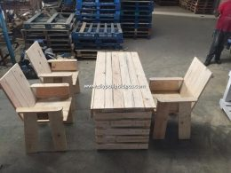 Charming DIY Wood Pallets Recreational Ideas
