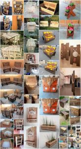 Fresh and Outstanding Wood Pallets Recycling Projects