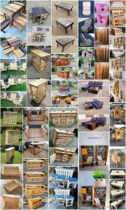 Graceful DIY Wood Pallet Projects and Plans