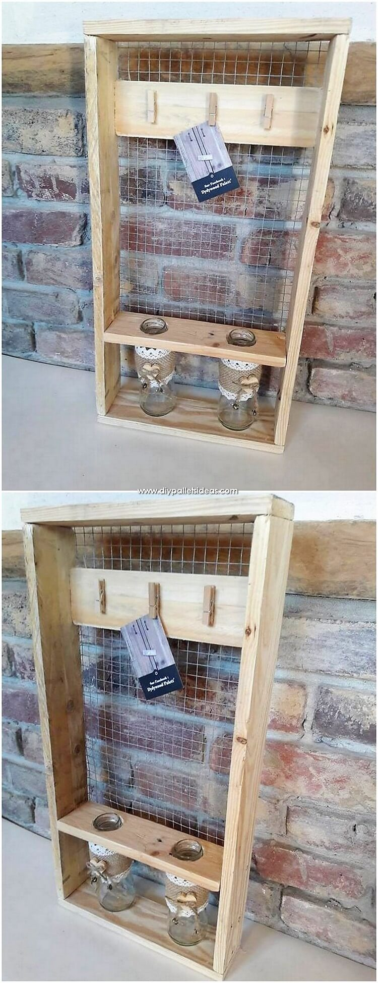 Pallet Kitchen Creation