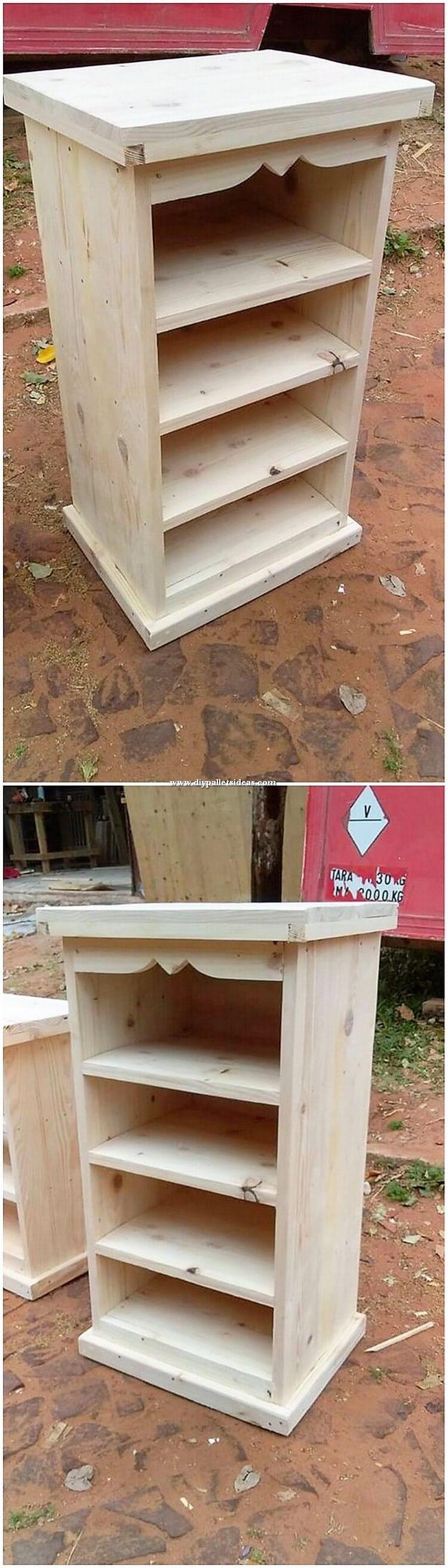 Pallet Shelving Cabinet