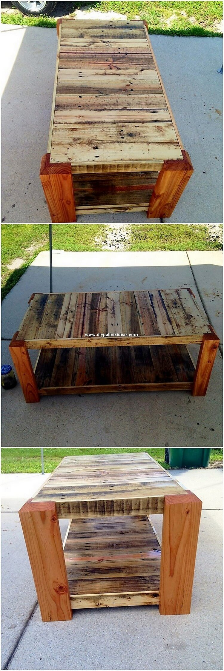 Pallet Table Project