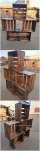 Wooden Pallet Creation