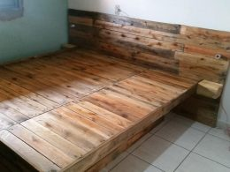 Latest and Stylish DIY Projects with Old Wood Pallets