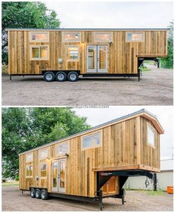Pallet Mobile House