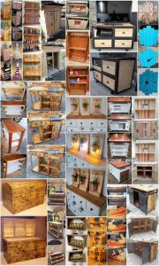 Affordable DIY Ideas Out of Recycled Wood Pallets