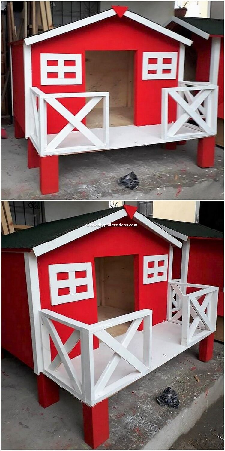Pallet House