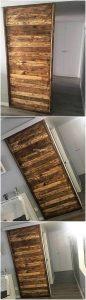 Pallet Sliding Door