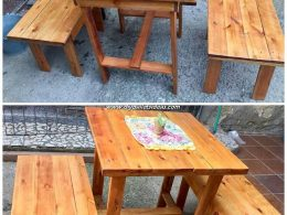 Profitable DIY Wood Pallet Projects for Home Beauty