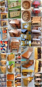 What Can We Do With A Wooden Pallet