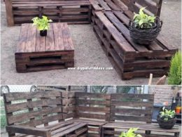 Creative and Cheap DIY Pallet Ideas