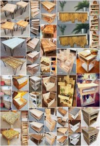 Remarkable DIY Wood Pallet Recycling Projects