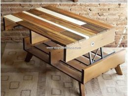 What Can You Make with Recycled Pallets?