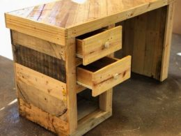 What Can You Make Out Of Recycled Pallets?