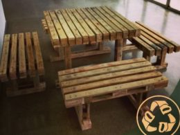 Recycled Pallet Wood Projects, You Can Easily Build