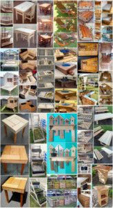 Graceful DIY Ideas with Recycled Wooden Pallets