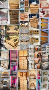 Outstanding Wood Pallet DIY Ideas for Home