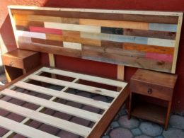 Cheap Ideas Made with Recycled Wood Pallets