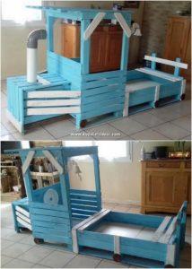 Pallet Creation for Kids