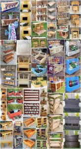 Mind Blowing DIY Pallet Ideas for Home Beauty