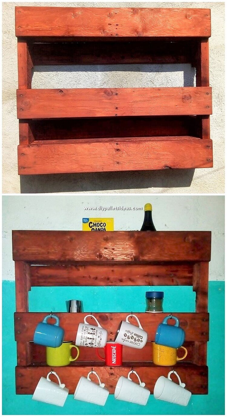 Helpful Tips To Make Things With Recycled Pallets Diy