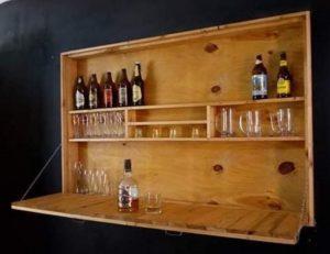 Pallet Folding Bar