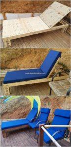 Pallet Sun Lounger