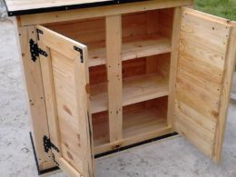 Shocking DIY Projects with Wood Pallets