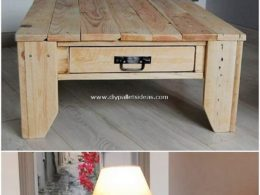Decent DIY Shipping Wood Pallet Projects