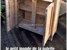 Conceptive DIY Creations Made with Old Pallets