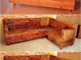 Elegant and Cute Shipping Pallet DIY Ideas