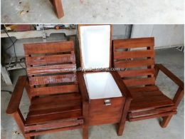 Innovative and Easy to Make Shipping Pallet Projects